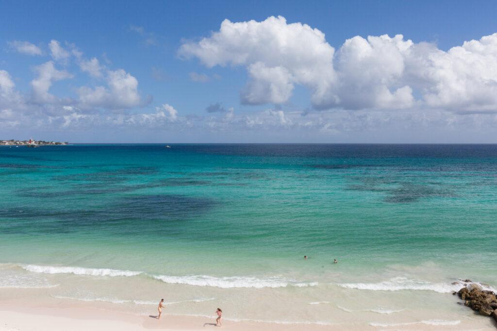 Beach at Sea Breeze Beach House by Ocean Hotels