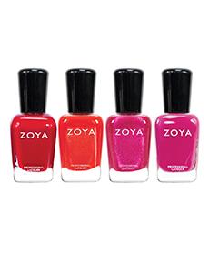 Zoya nail polish set
