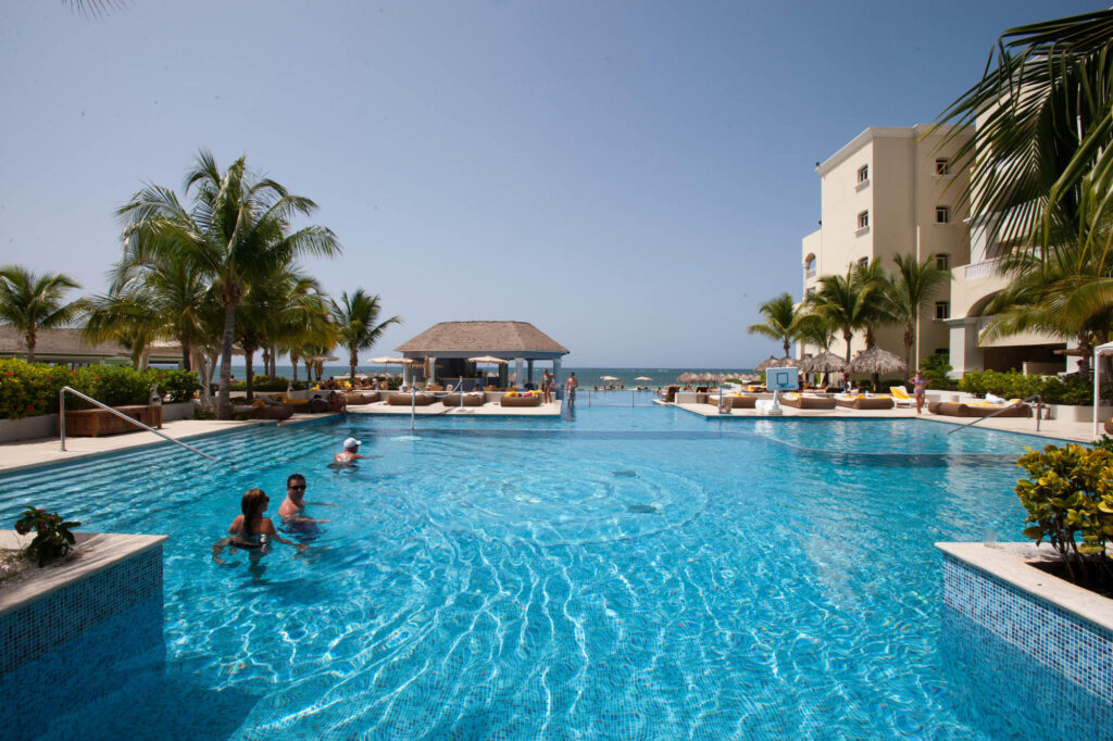Pool at the Iberostar Grand Hotel Rose Hall