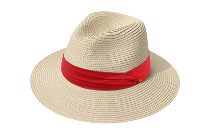 Packable sun hat