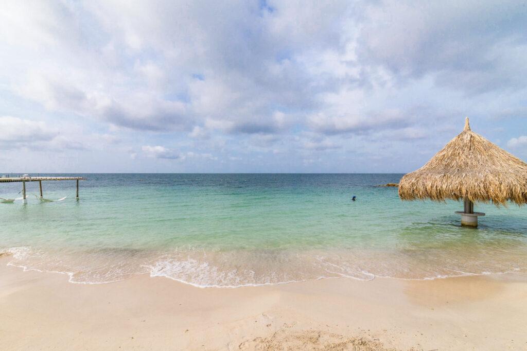 Beach at Punta Faro