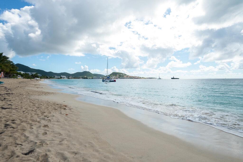 Beach at the Mary's Boon Beach Resort