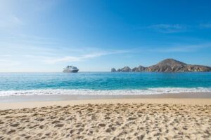 Beach at the Pueblo Bonito Los Cabos