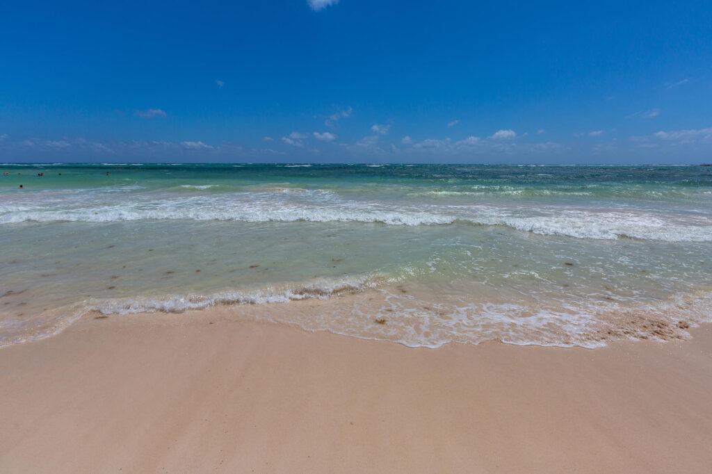 Beach at the Grand Palladium Kantenah Resort & Spa