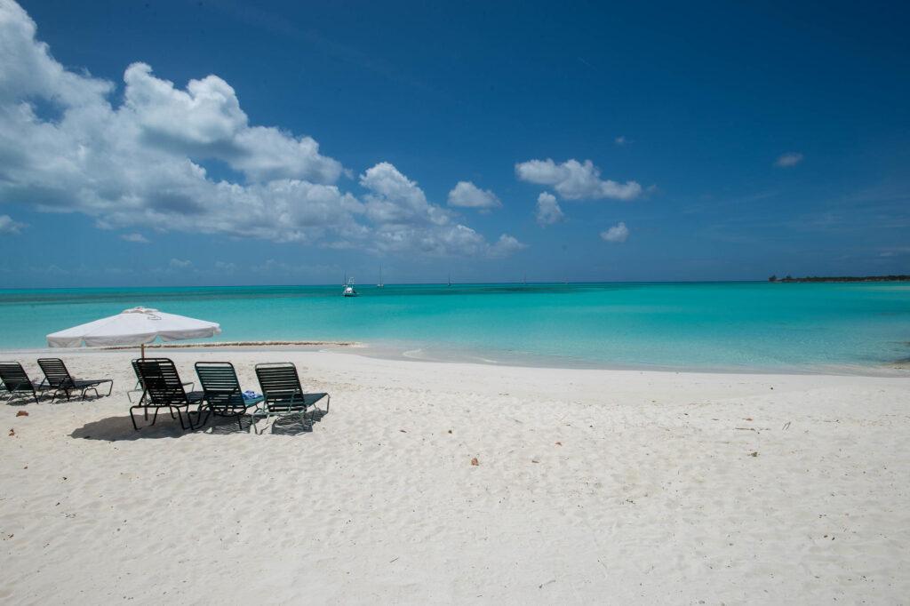 Beach at the Cape Santa Maria Beach Resort & Villas