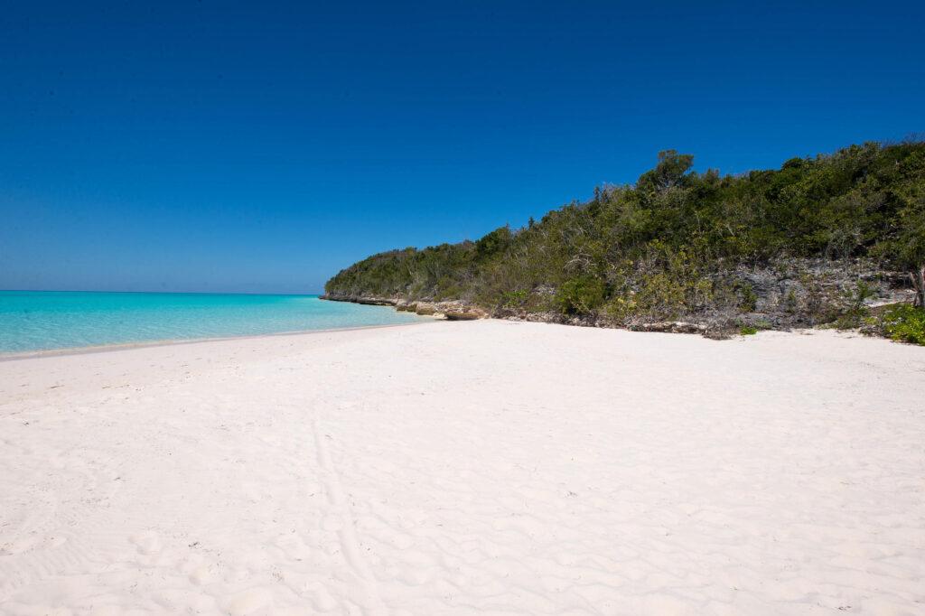 Beach at the Shannas Cove Resort