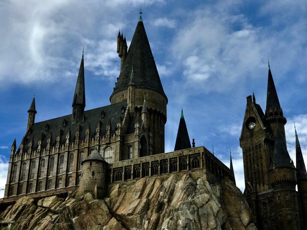 Hogwarts Castle, Universal Studios, Orlando, USA