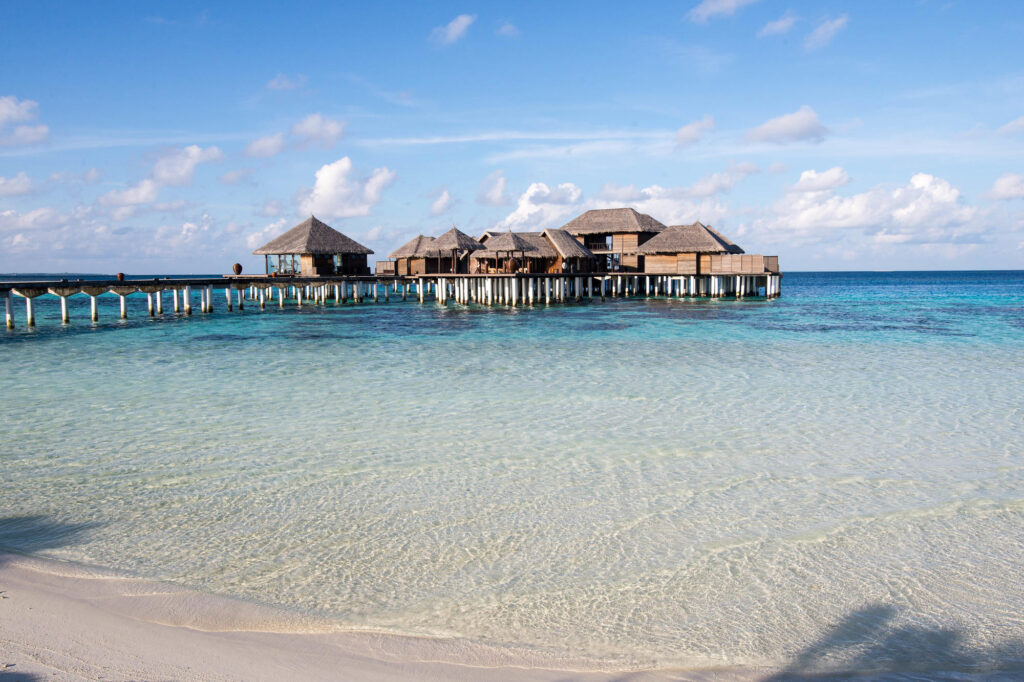 Coco Spa at the Coco Bodu Hithi