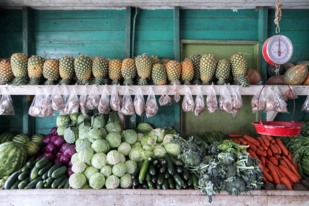A local store in Bocas Del Toro - Panama