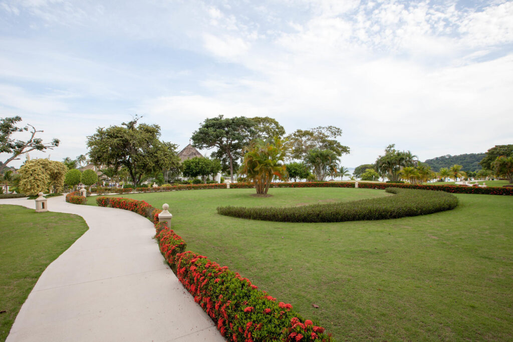 Grounds at the Dreams Delight Playa Bonita Panama