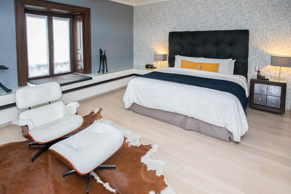 The Master Suite Maria at the Hotel Boutique 1850