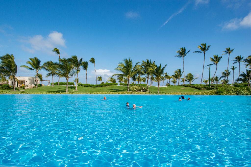 The Moon Pool at the Hard Rock Hotel & Casino Punta Cana