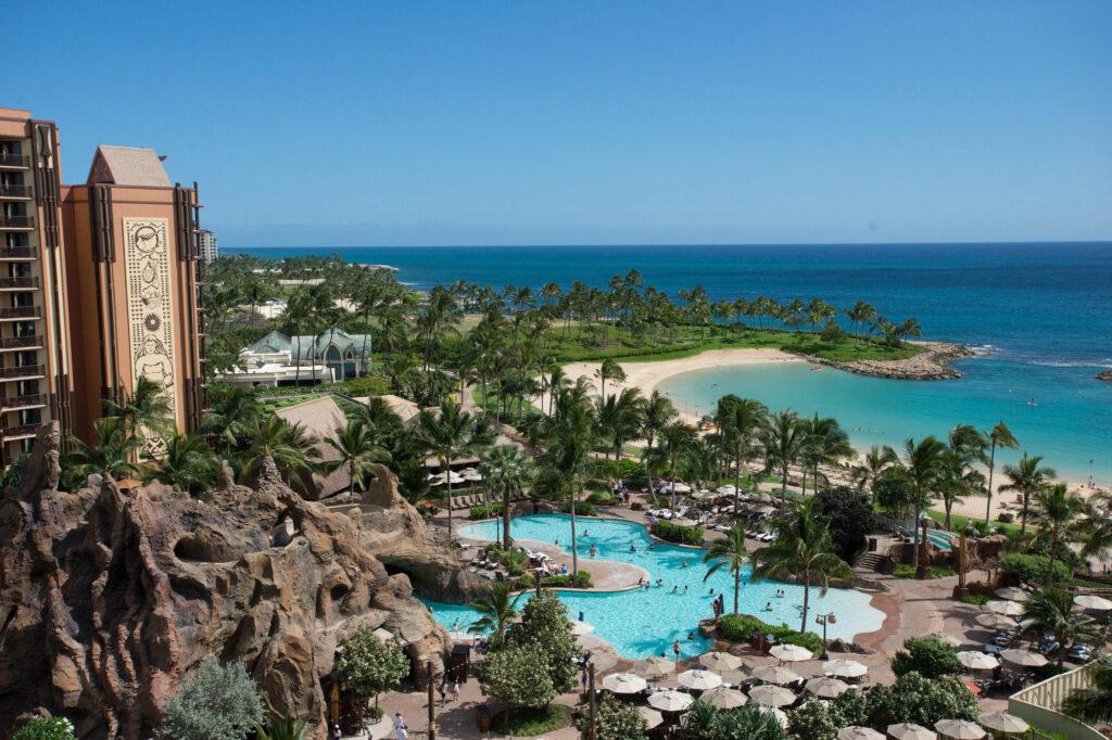 The One-Bedroom Villa, Disney Vacation Club at the Aulani, a Disney Resort & Spa