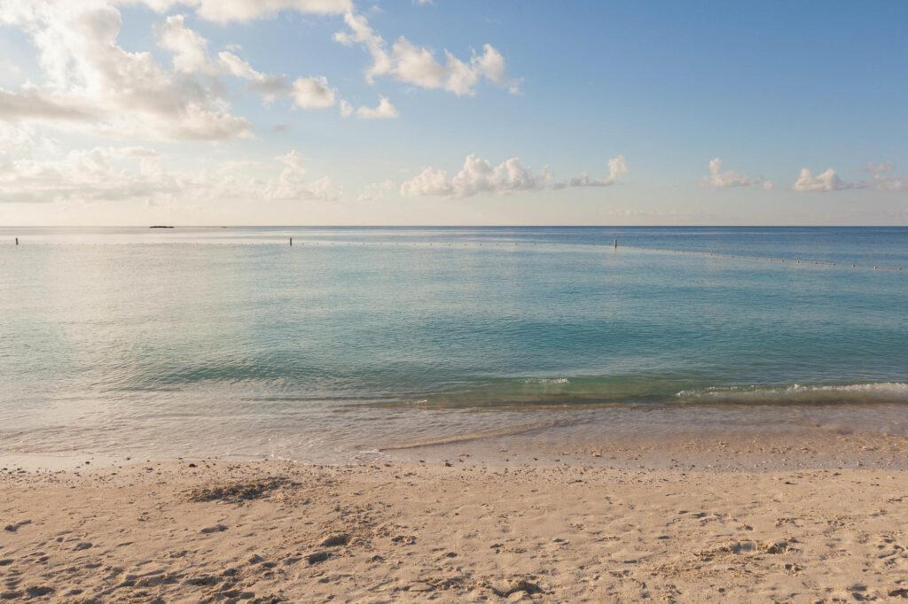 Paradise Beach at the Resorts World Bimini