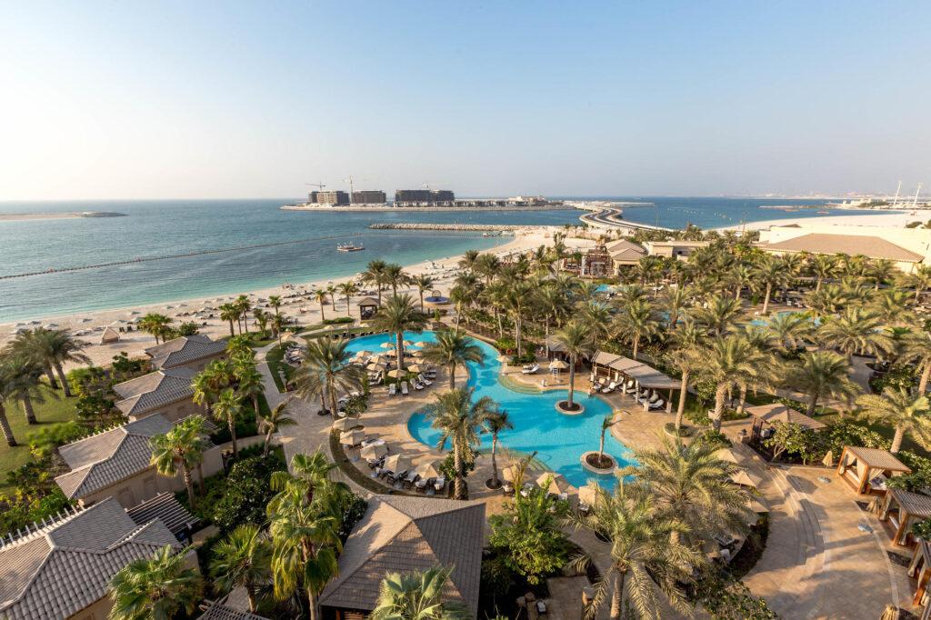 The Penthouse Suite at the Four Seasons Resort Dubai at Jumeirah Beach