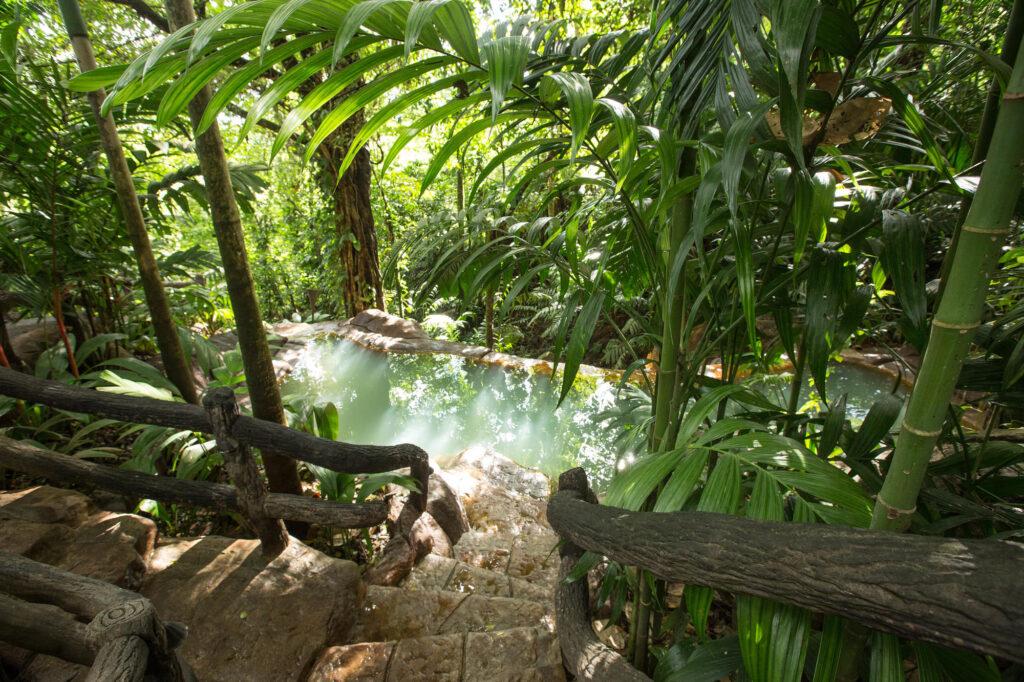 The Perdido Hot Springs at The Springs Resort and Spa