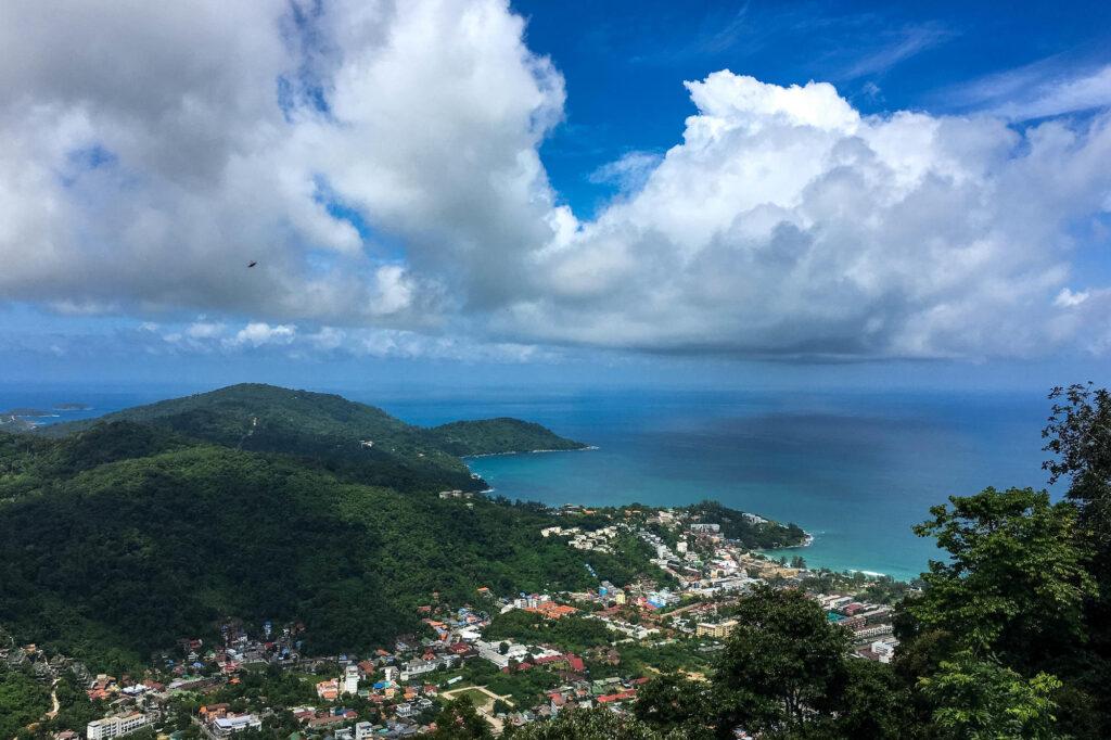 Phuket Thailand Aerial