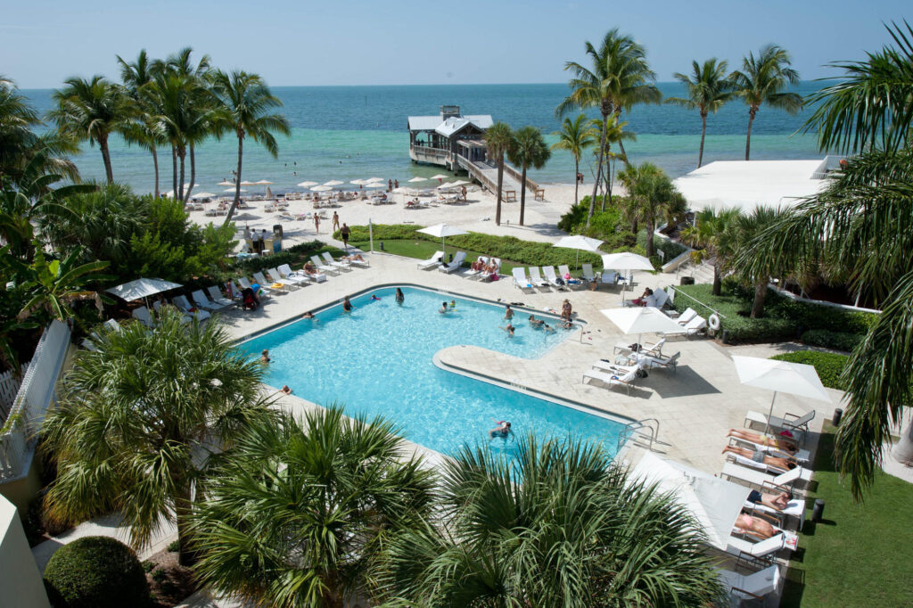 Pool at The Reach Key West, A Waldorf Astoria Resort