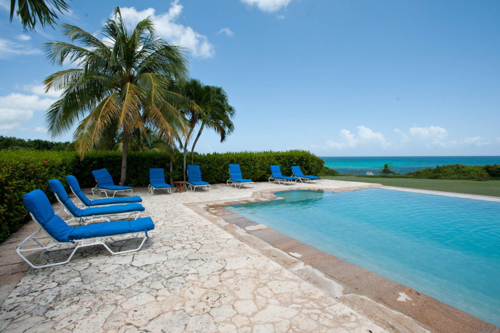 Pool at the Blue Horizon Boutique Resort