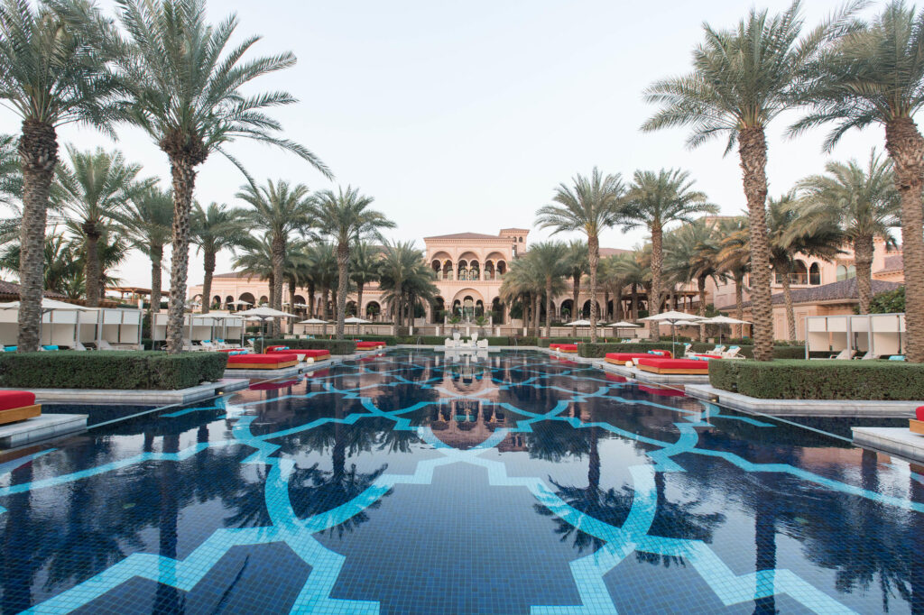 The Pool at the One&Only The Palm Dubai
