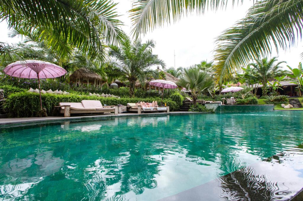 The Pool at the Blue Karma Ubud