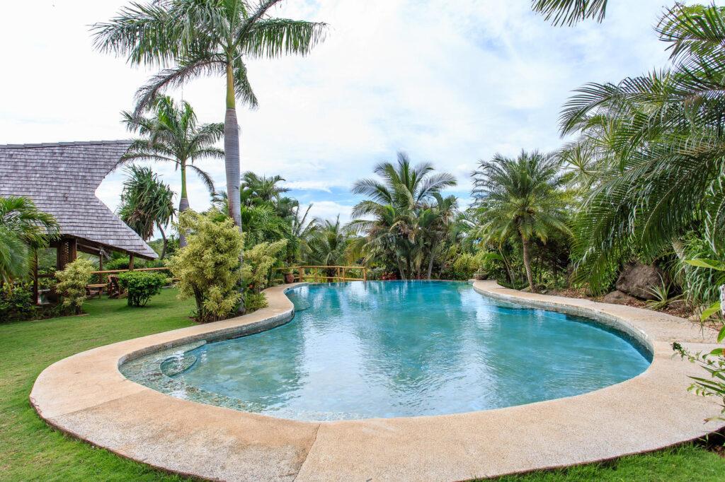 Pools at El Sabanero Eco Lodge