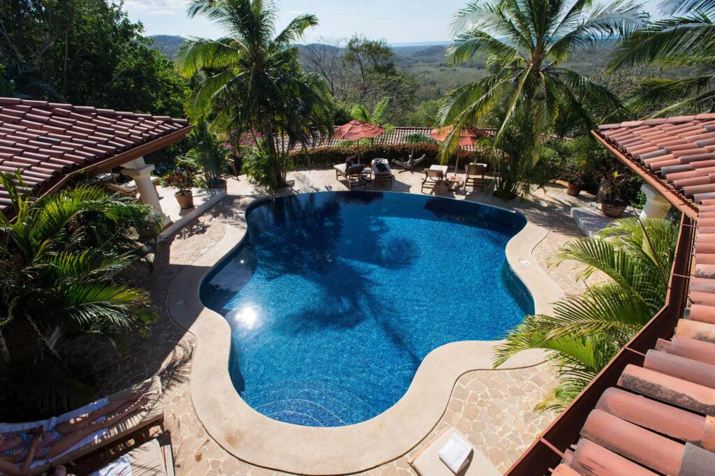 The Pool at the Los Altos de Eros