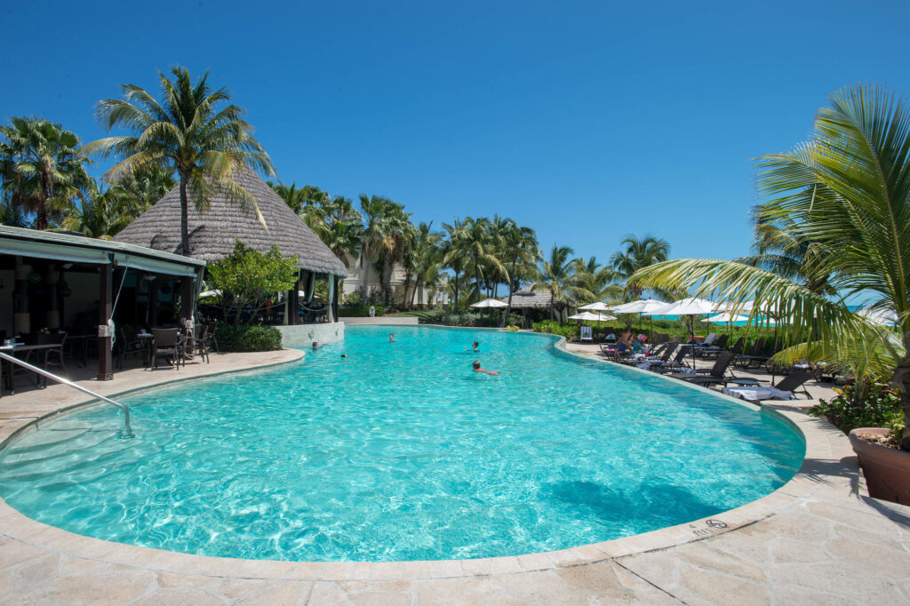 The Pool at the Grand Isle Resort & Spa