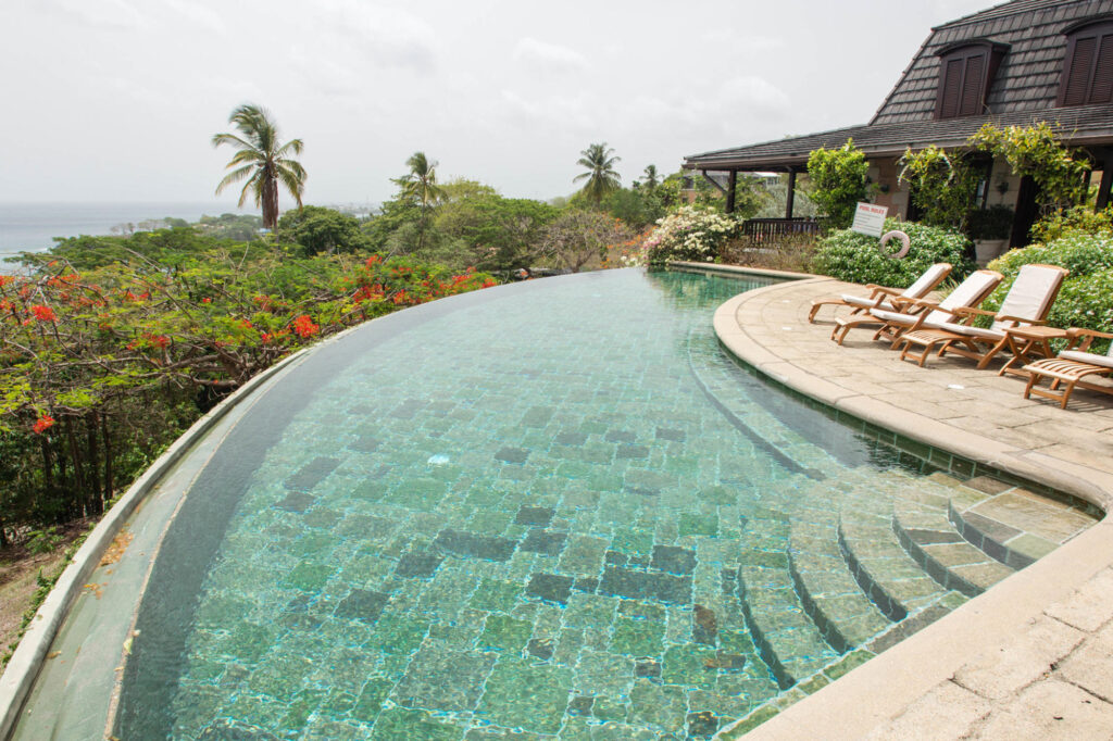The Pool at The Villas at Stonehaven