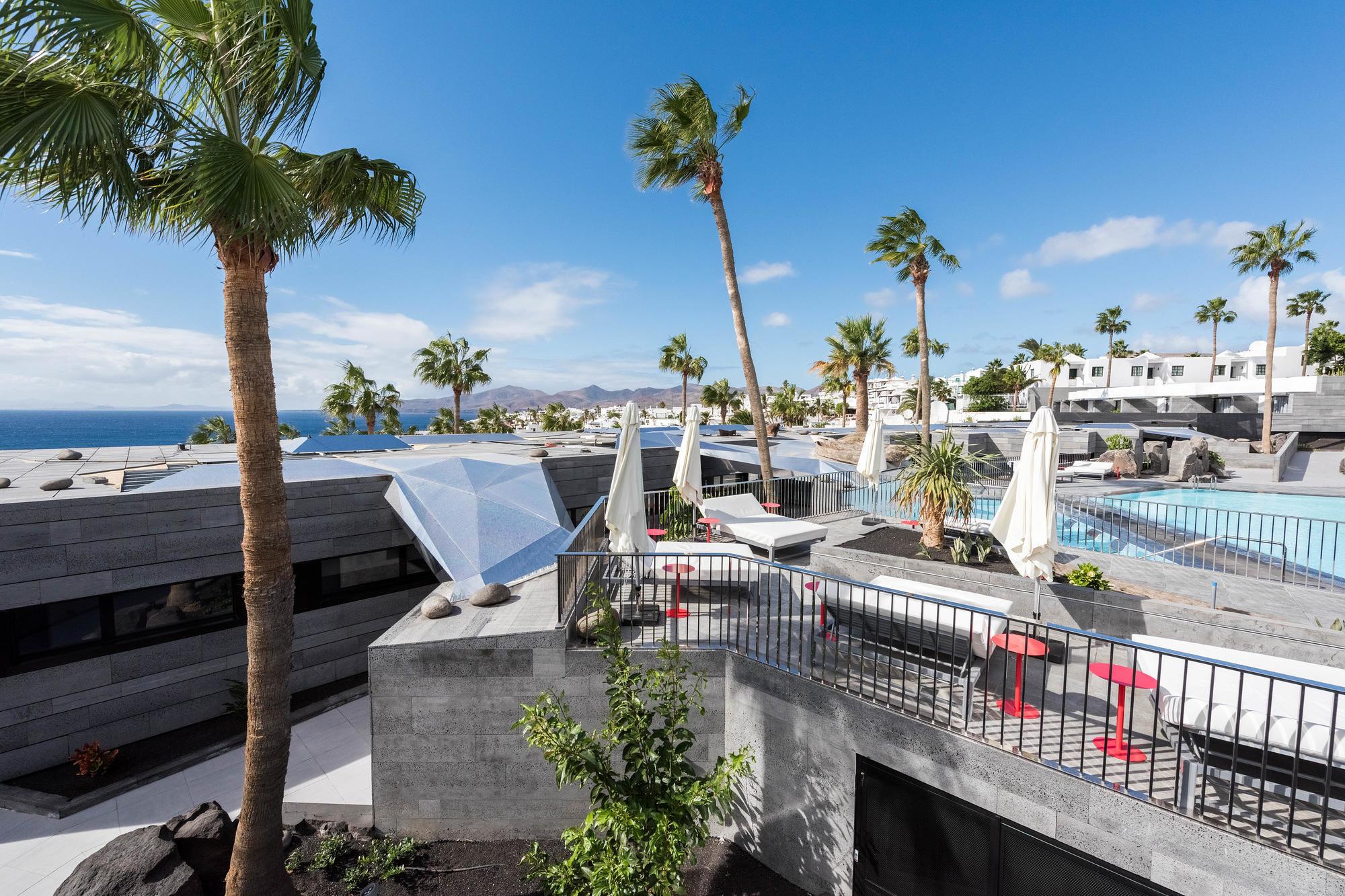 The Pool at La Isla Y El Mar Resort on Lanzarote
