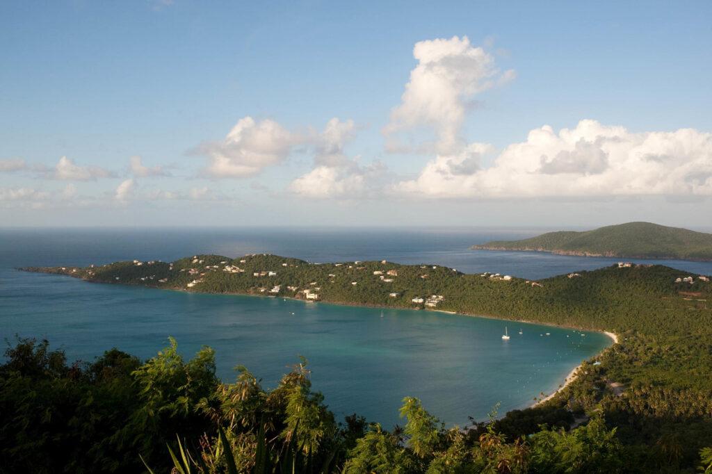 Drake's Seat, St. Thomas, U.S. Virgin Islands