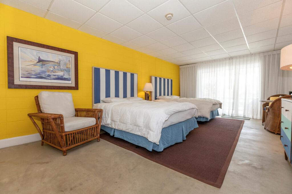 The Standard Double at the Bimini Big Game Club Resort & Marina