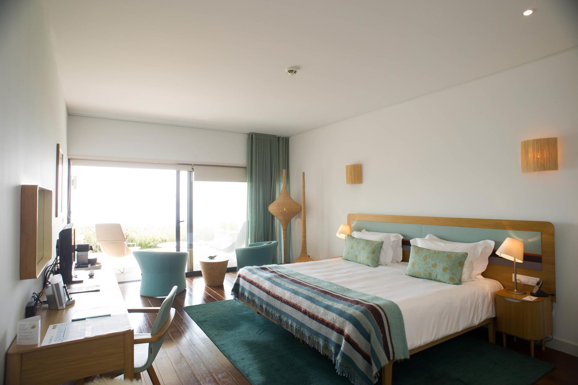 The Standard Terrace Room at Martinhal Sagres Resort