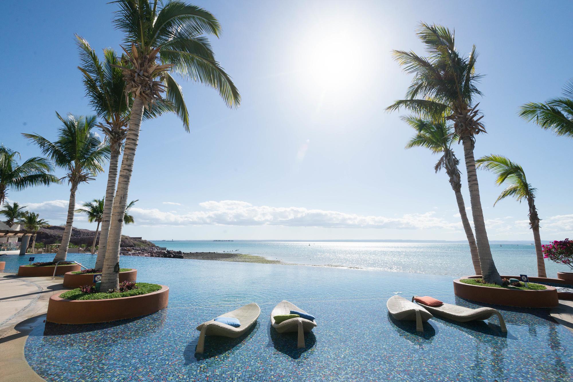 Main Pool at CostaBaja Resort & Spa