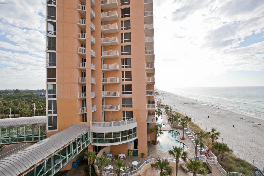 The Splash Resort Condominiums