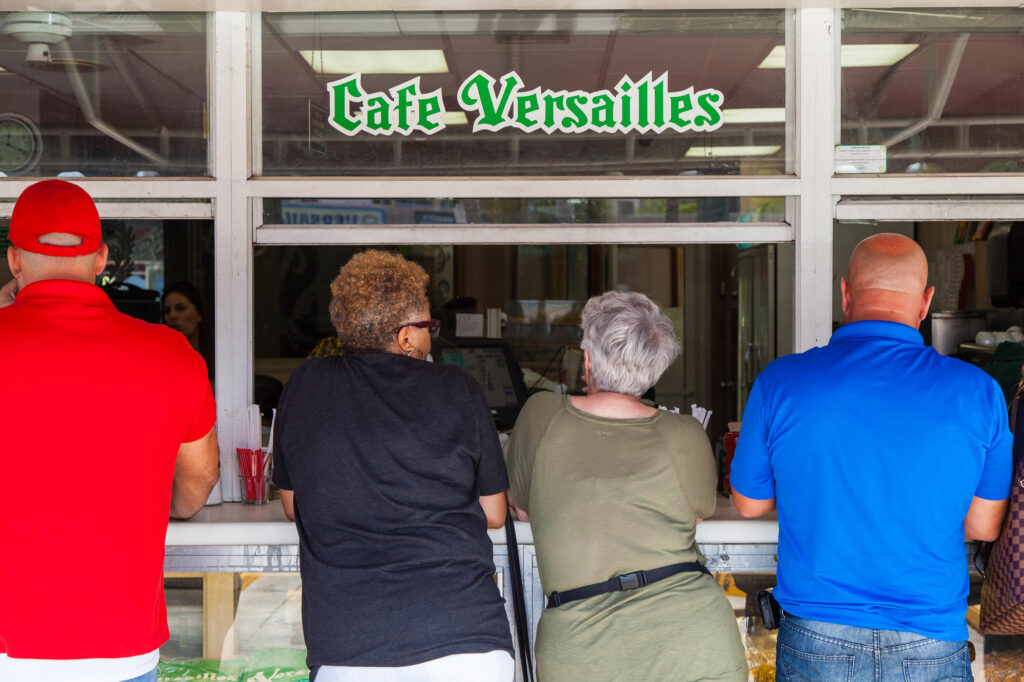 Versalles in Little Havana