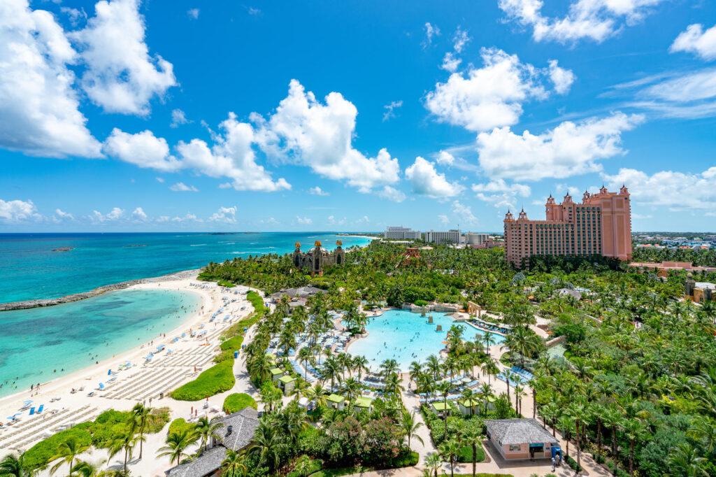 View at The Cove at Atlantis