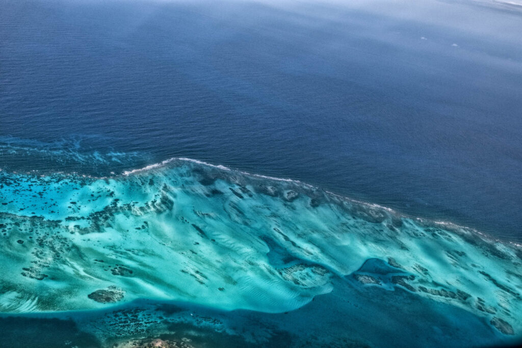 The Reefs of Providencia