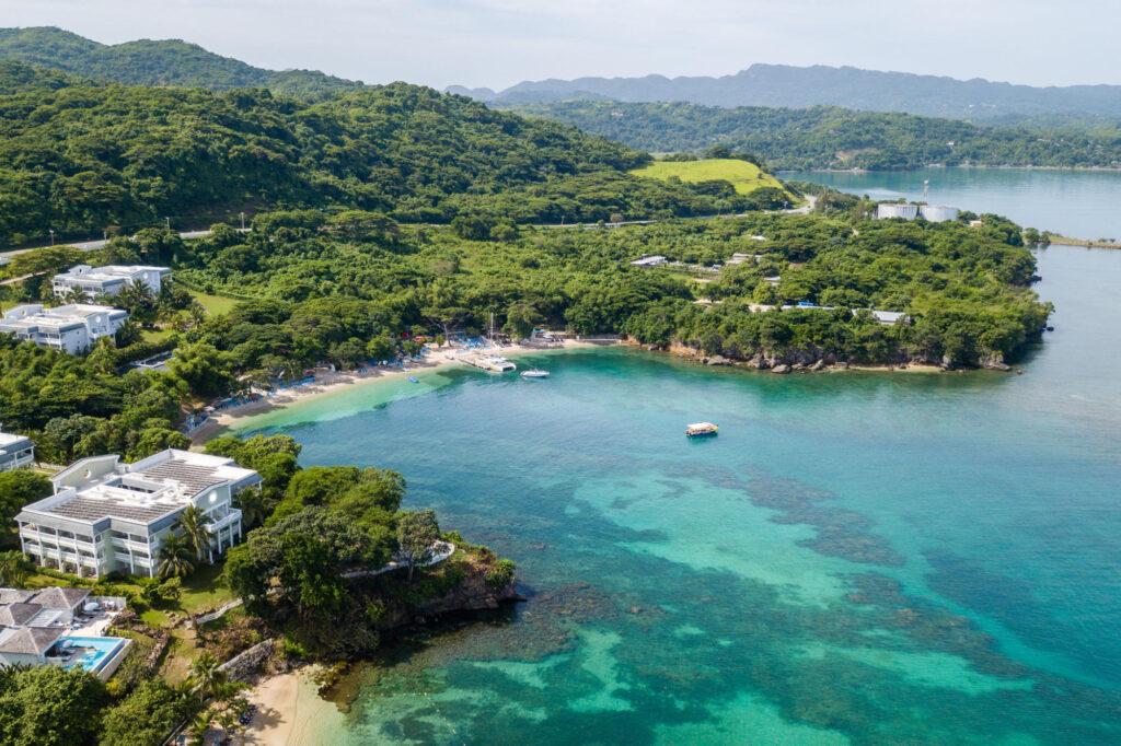 Aerial Photography at the Grand Palladium Jamaica Resort & Spa