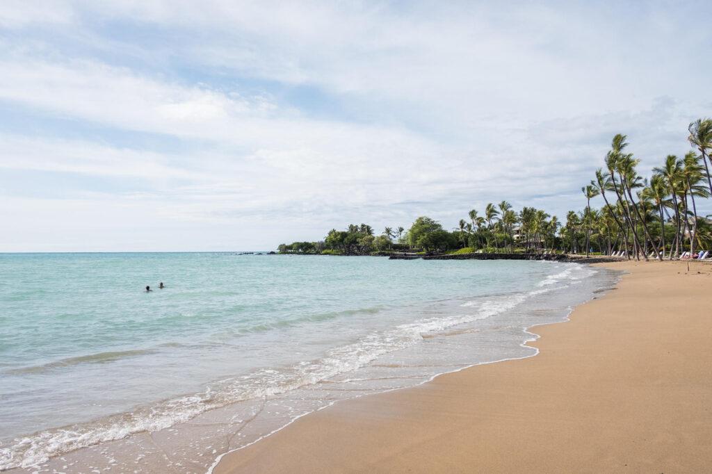 Beach at the Waikoloa Beach Marriott Resort & Spa