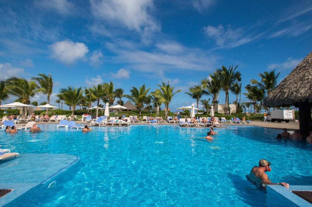 The Guitar Pool at the Hard Rock Hotel & Casino Punta Cana