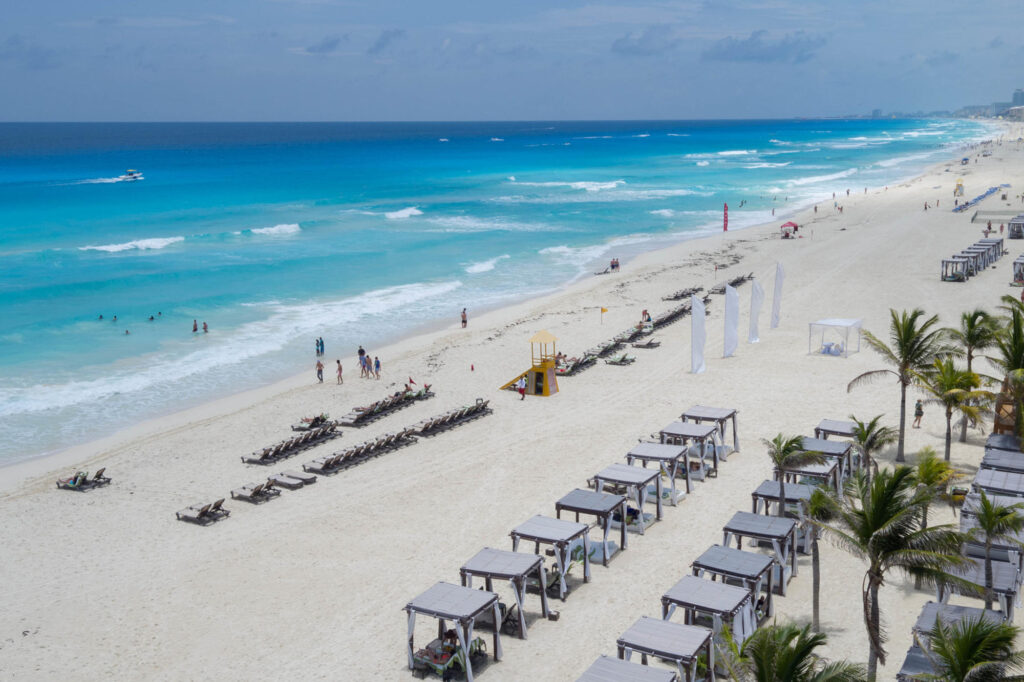 Aerial Photography at the Hyatt Zilara Cancun