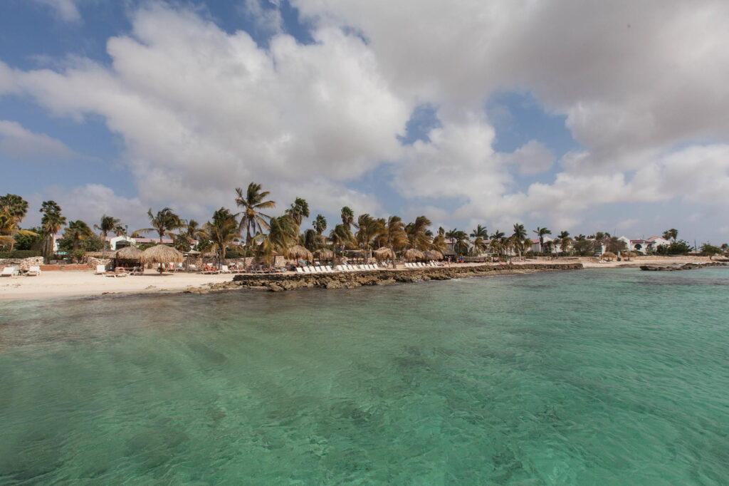 Beach at the Plaza Resort Bonaire