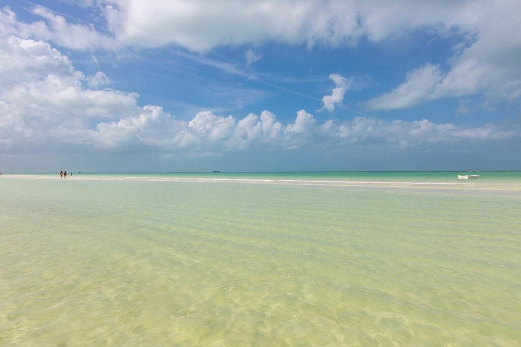 Beach at the Hotel Villas Delfines