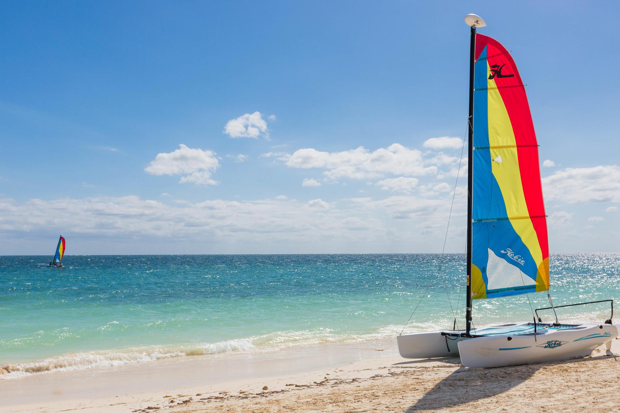 Beach at the Dreams Riviera Cancun Resort & Spa