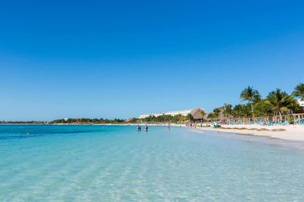Beach at Secrets Akumal Riviera Maya