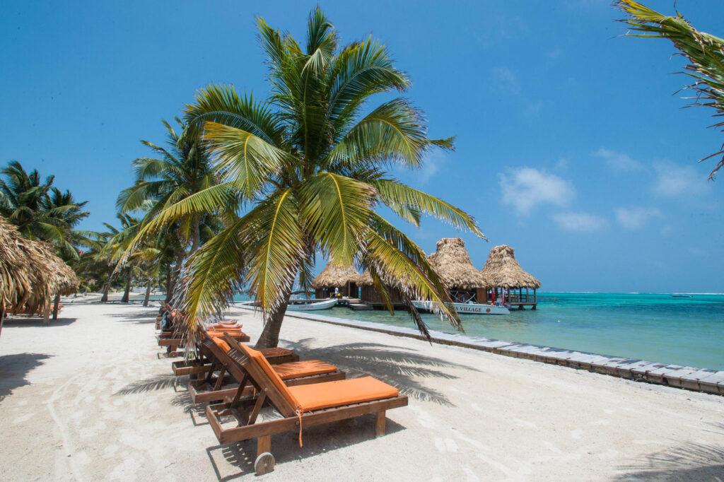 Beach at the Ramon's Village Resort