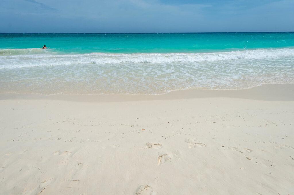 Beach at the Divi Aruba All Inclusive