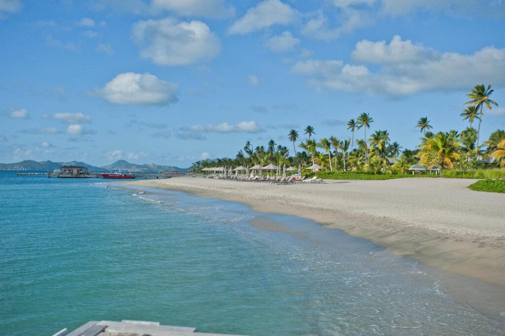 Beach at the Four Seasons Resort NevisBeach at the Four Seasons Resort Nevis