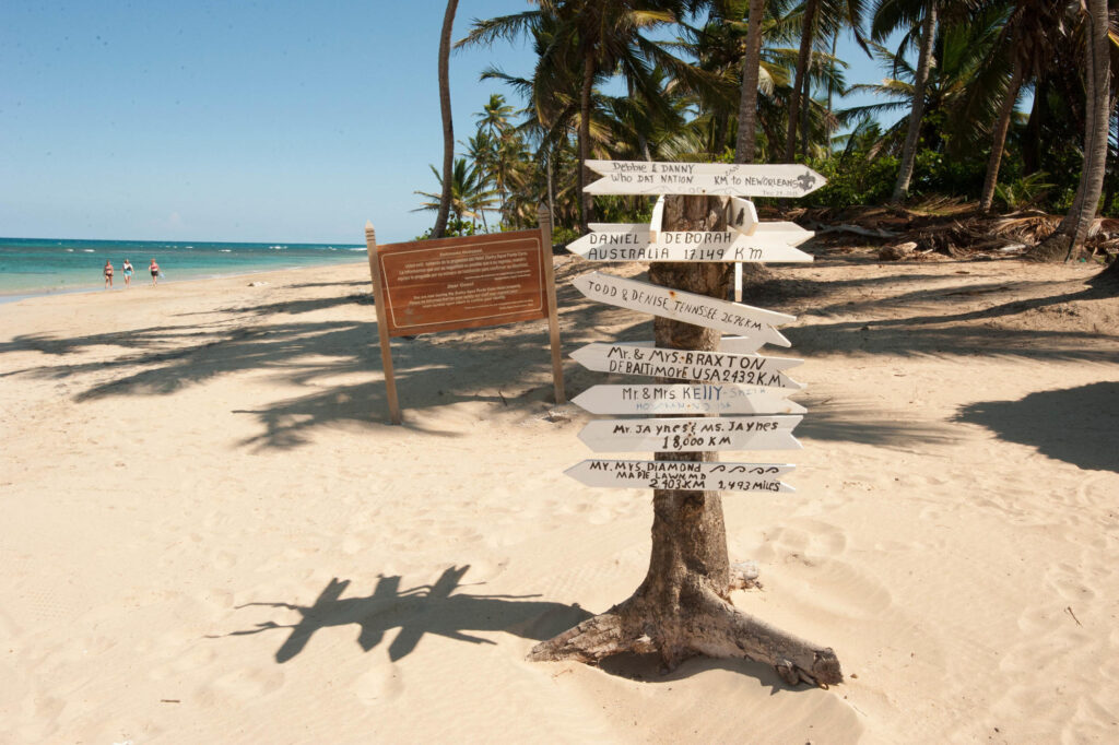 Beach at Zoetry Agua Punta Cana